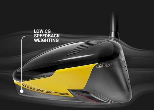 KING F9 Driver Low CG